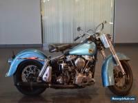 1958 Harley-Davidson Touring