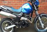 HONDA FX 650 NOT SLR FMX ( ONLY 13,000 MILES MOT SEPT 2016 ) IN BLUE  for Sale