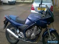 Yamaha Diversion 600 Blue