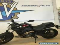 2015 YAMAHA MT-03 BLACK 15 2016 2014 660cc hornet fazer