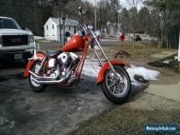 1978 Harley-Davidson Chopper
