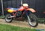HONDA XR 600R for Sale