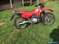 2005 Honda CTX 200 Bushlander AG Bike