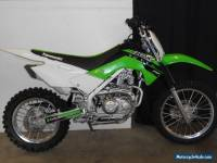 KLX140 KAWASAKI FUN BIKE