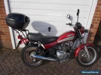 yamaha 125 sr motorcycle