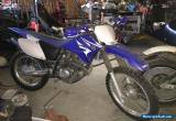 2002 Yamaha TT for Sale
