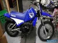 Yamaha PW80, 2 Stroke, great little fun bike.