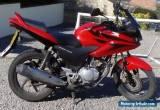 2012 HONDA CBF 125 M-B RED for Sale