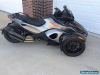 2012 Can-Am Spyder