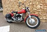 Harley Davidson Flathead WL 1943 for Sale