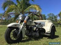 1973 Harley-Davidson SERVI CAR