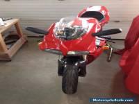 2000 Ducati Superbike
