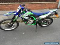 2010 YAMAHA WR 125 R BLUE IN MINT CONDITION LOOK