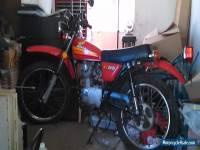 1978 Honda XL