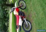Motorbike yamaha TT250 85 model for Sale