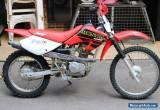 Honda XR100R 2001 Model for Sale