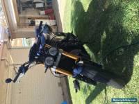 Yamaha R1 Streetfighter Track bike
