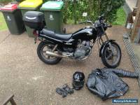 Honda CB250 motor bike
