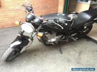 Suzuki GS500 2008 motorcycle