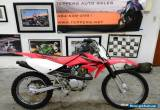 2007 Honda CRF for Sale