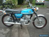 1970 SUZUKI  T500 Under 3,000 miles. Original Classic Vintage Taxed and tested.