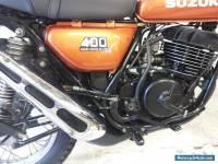 SUZUKI TS400 Apache 1976 MOT FEB 2017