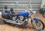 Kawasaki Vulcan VN900 Custom for Sale