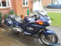 honda st1100 pan european 1997