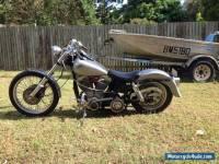 Harley Davidson 1968 Custom