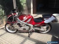 Honda CBR250R Motorbike