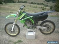 Kawasaki KX125 1999 Model