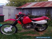 2002 Honda XR650L Dirt Bike