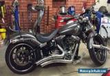2014 Harley Davidson softail Breakout for Sale