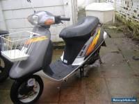honda met-in vision 50cc learner scooter genuine 840 miles motorhome accessory