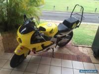 Honda CBR250RR Learner Legal