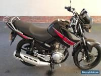 yamaha ybr 125 good condition