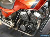 1988 HONDA VT500EF RED