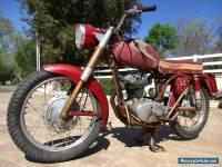 1962 Ducati Tourista Americano