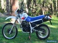 Honda XL600 RMG
