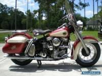 1958 Harley-Davidson FL