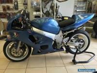 Suzuki GSXR600 2000 Track Bike