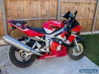YAMAHA R6 2001 RED/WHITE EXCELLENT CONDITION LOW MILEAGE 12 MONTHS MOT