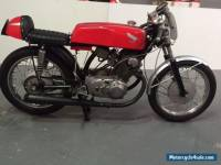 Honda CB72 Historic Motorcycle