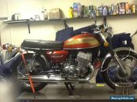 Suzuki T500 1974 Tax Exempt