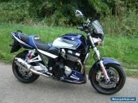 2008 SUZUKI GSX 1400 K6 BLUE