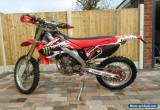 2008 HONDA CRF 250 X RED for Sale