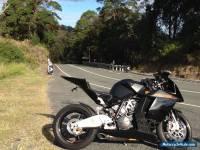KTM RC8 not Ducati honda suzuki kawasaki harley