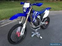 2012 Yamaha WR250F  *IMMACULATE*