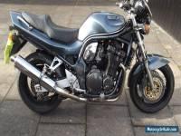 GSF1200 Mk 1 Suzuki Bandit W reg