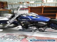 Motorcycle Yamaha 650A Classic 2010